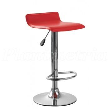 Барный стул HY 301C red PU