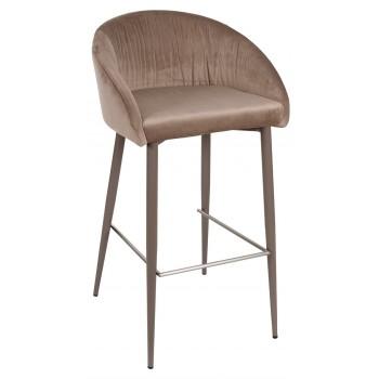 Барный стул Эльба бежевый