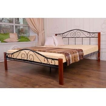 Кровать Респект вуд орех 1600
