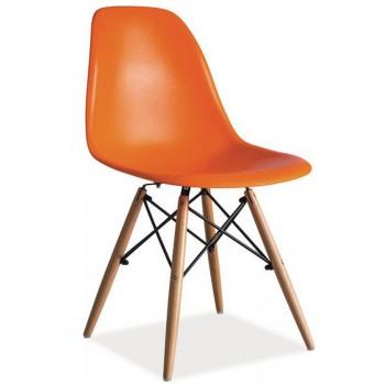 Стул Paris wood orange