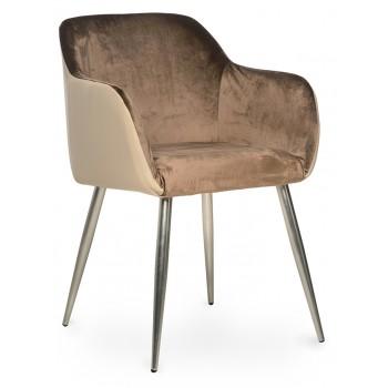 Кресло M-27 капучиновая карамель