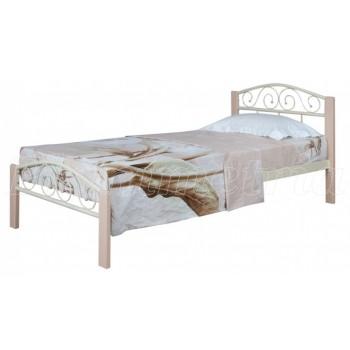Кровать Респект вуд бежевый 900