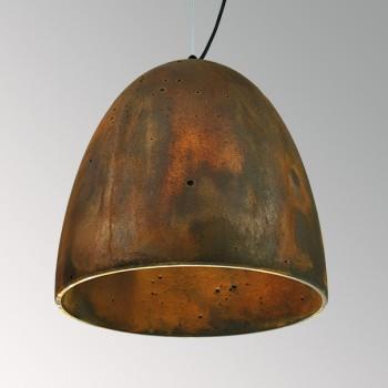 Светильник потолочный Люсси премиум ржавчина