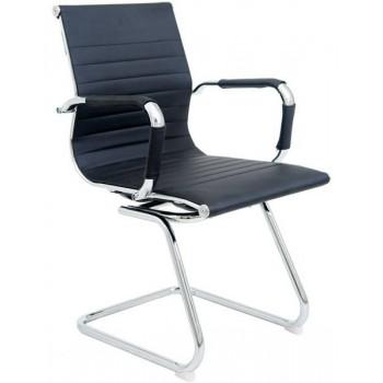 Офисное кресло конференционное Бали CF black