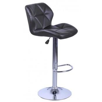 Барный стул HY 3008 New black PU