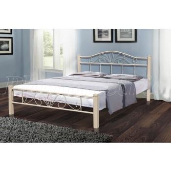 Кровать Релакс вуд бежевый 1600