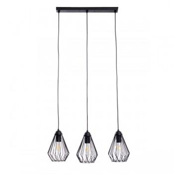 Светильник потолочный подвесной Dribble C210-450-3
