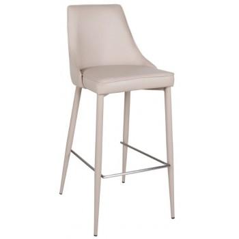 Барный стул Berlin латте H-750