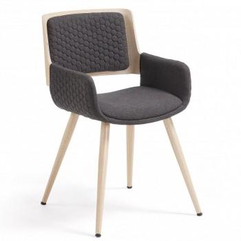Кресло Honey 2633-7 grey