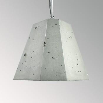 Светильник потолочный Трего серый
