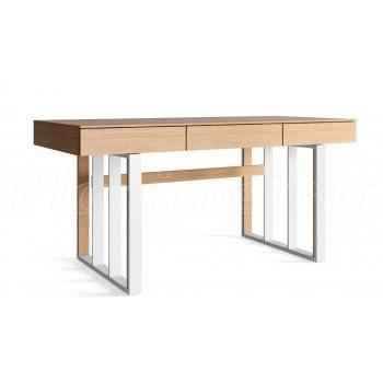 Деревянный стол Письменный стол Grid 02