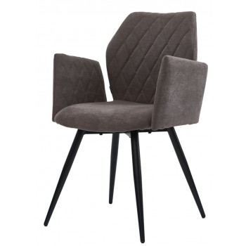 Кресло Glory grey
