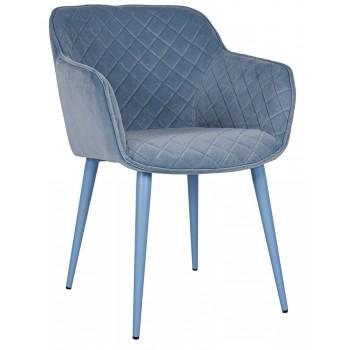 Кресло Бавария голубой