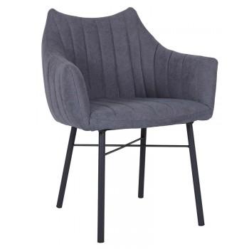 Кресло Бонн серый