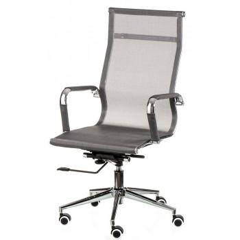 Кресло Solano mesh grey