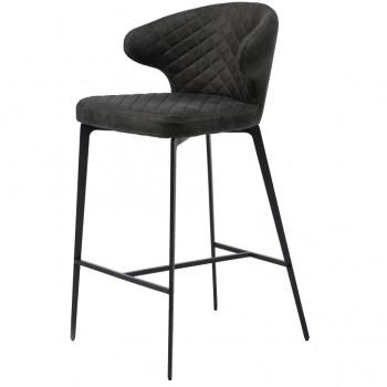 Барный стул Keen oil grey