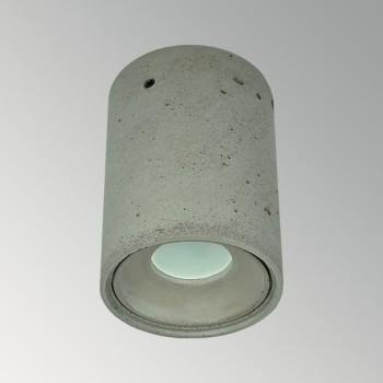 Светильник потолочный Спот СН001 серый