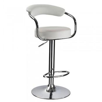 Барный стул HY 306 white PU