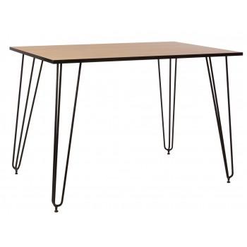 Стол Aller H18 1200*800 black