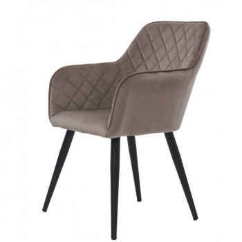 Кресло Antiba NUDE GREY