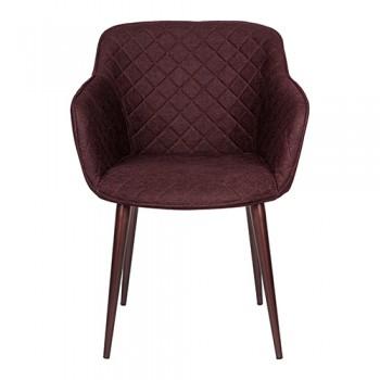 Кресло Bavaria burgundy