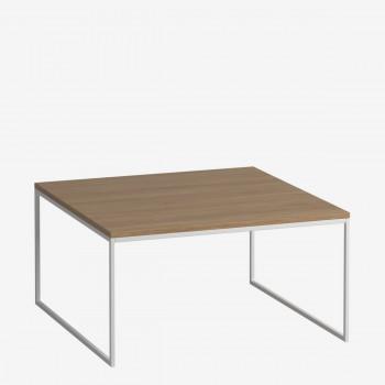 Журнальный стол DROM37-WH/N