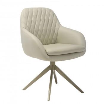 Кресло R-85 light gray
