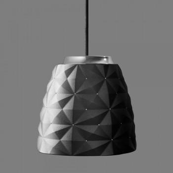 Светильник потолочный Cristal matt black