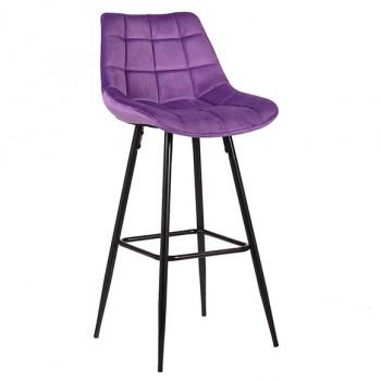 Барный стул Passion purple 750