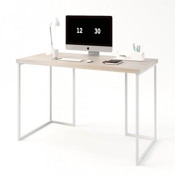Компьютерный стол Вега-1 белый 1200х600