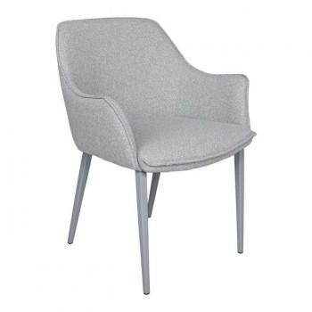 Кресло Milton серо-голубой