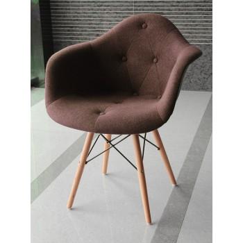 Кресло Paris wool brown