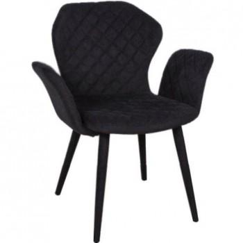 Кресло Valencia черный