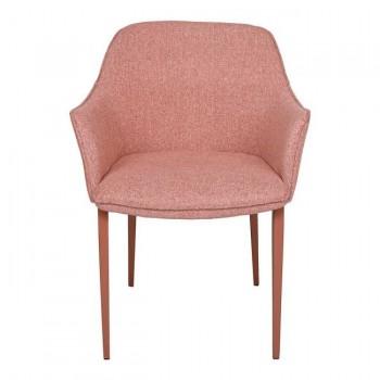 Кресло Milton терракот ткань