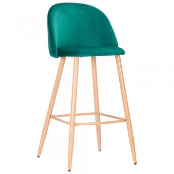 Барный стул Bellini green