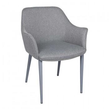Кресло Milton серый-2