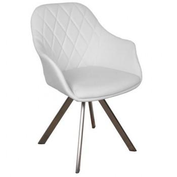 Кресло Almeria белый