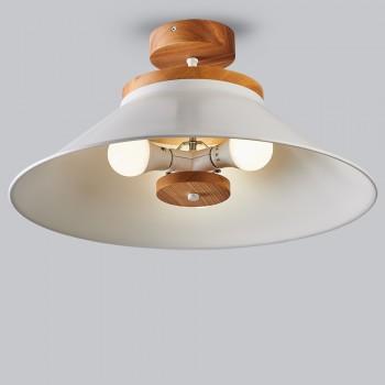 Светильник Schoolhouse light D500 White