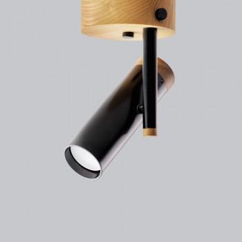 Светильник потолочный Urban Light black