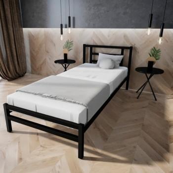 Кровать Eagle Glance 900х2000 black