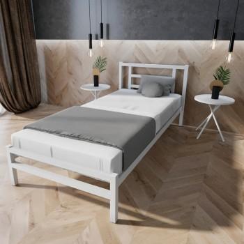 Кровать Eagle Glance 900х2000 white