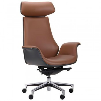 Кресло для руководителя Bernard HB Brown/Dark Grey