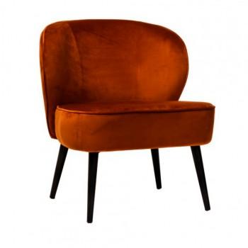 Кресло Кресло Фабио медный