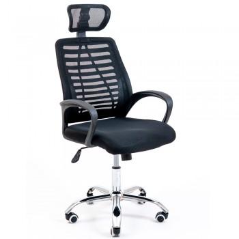 Кресло Бласт черный