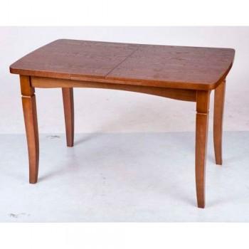Стол Леон 1100(+400) х700, орех
