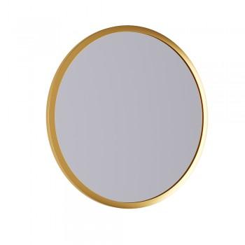 Зеркало YU Spinn D-500 золотое