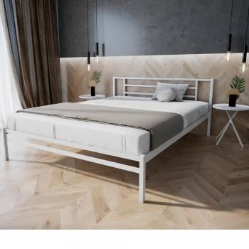 Кровать Eagle Glance 1400х2000 white