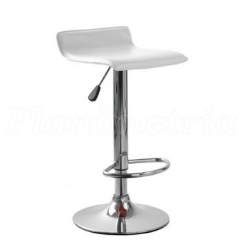 Барный стул HY 301C white PU
