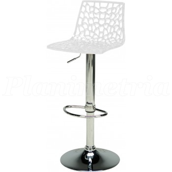 Барный стул Spider bianco