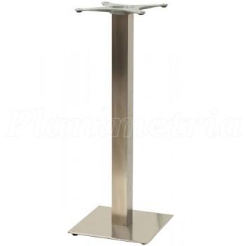 Опора для стола Afina hight inox H-1080
